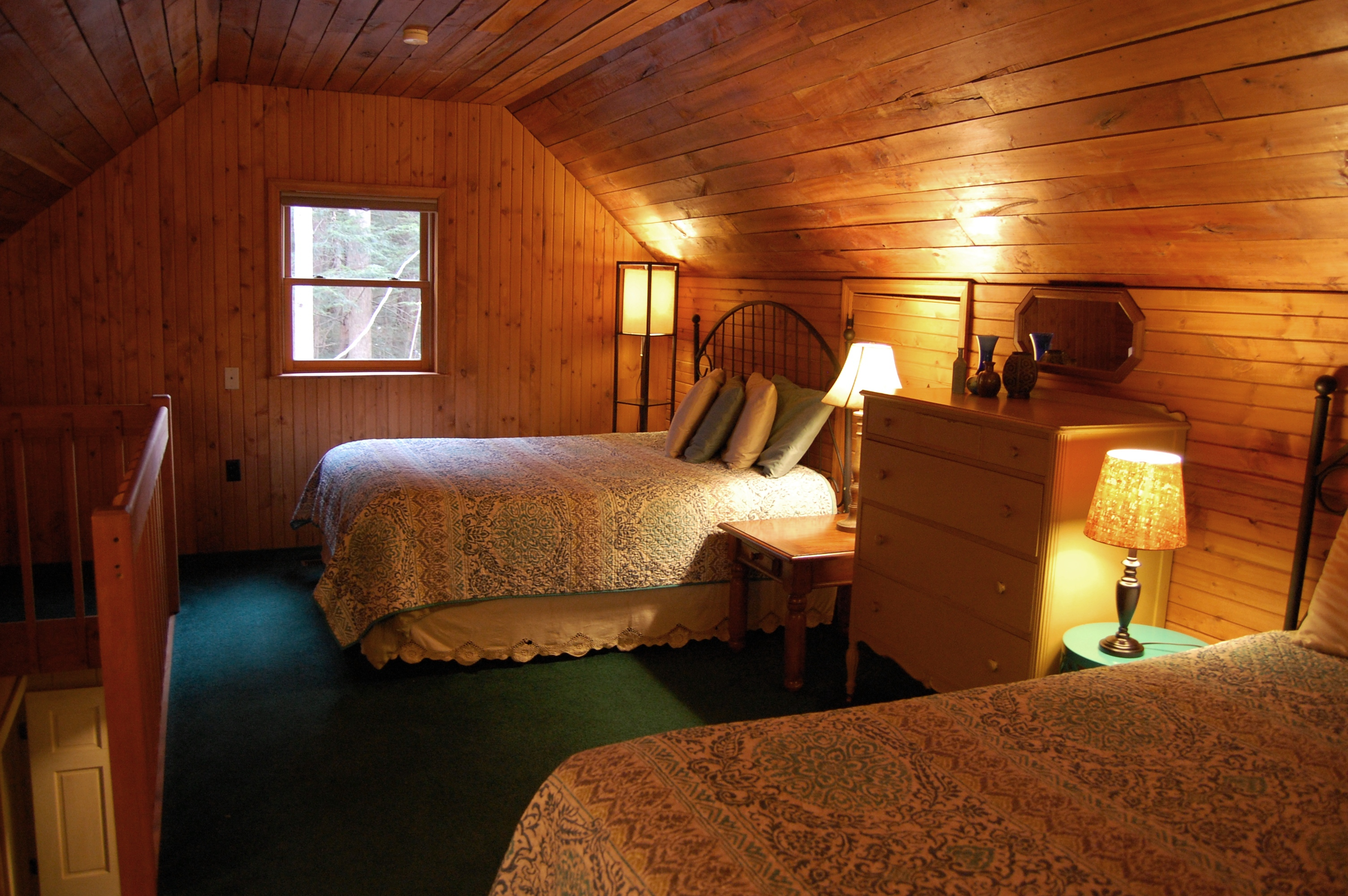 Secluded Hocking Hills Cabin at Harvest Moon Cottages